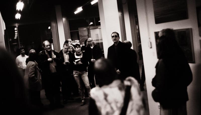 Ausstellungseroeffnung BBK Aachen/Euregio Jahresausstellung 2012 #3