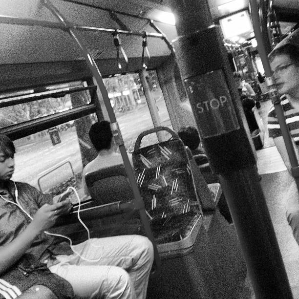 #Bus #fahrn (Instagram)