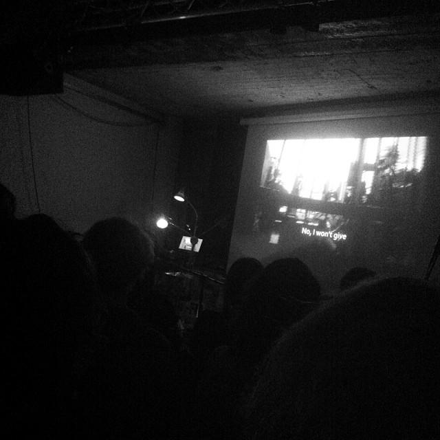 Hands Up For #PussyRiot. #Filmabend zur politischen Situation in Russland und #Konzert mit der Band #HandsUpExcitement aus Berlin Instagram