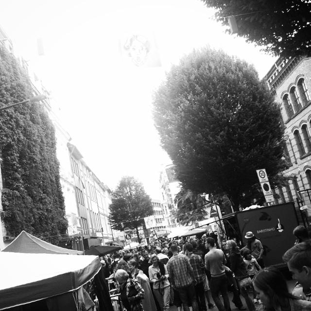 #Lothringair #strassenfestival #aachen #lothringerstrasse Instagram