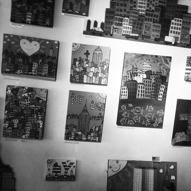 #Ausstellung in der #Raststätte beim #Lothringair #Strassenfestival in #Aachen Instagram