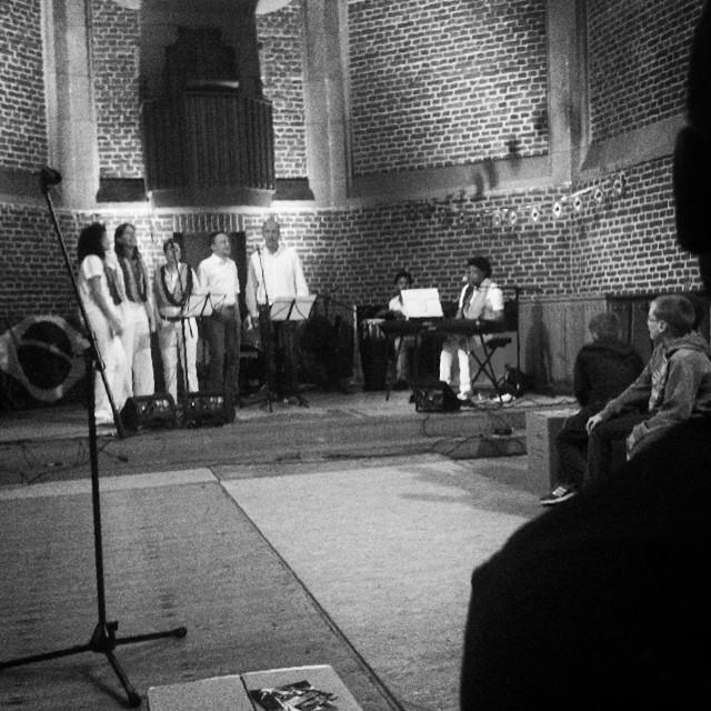 #Bossanova #Live von #BossaVocal bei der #Plattform #Fuppesnacht #Aachen Instagram