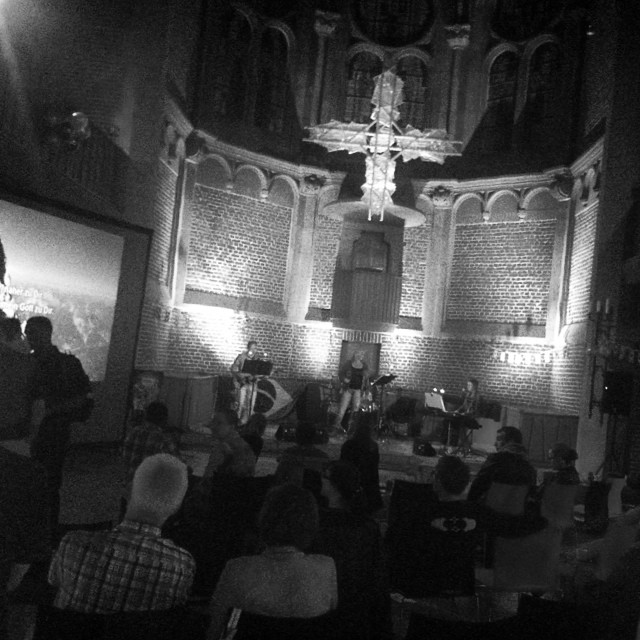 #TasteOfEternity bei der #Plattform #Fuppesnacht in #Aachen Instagram