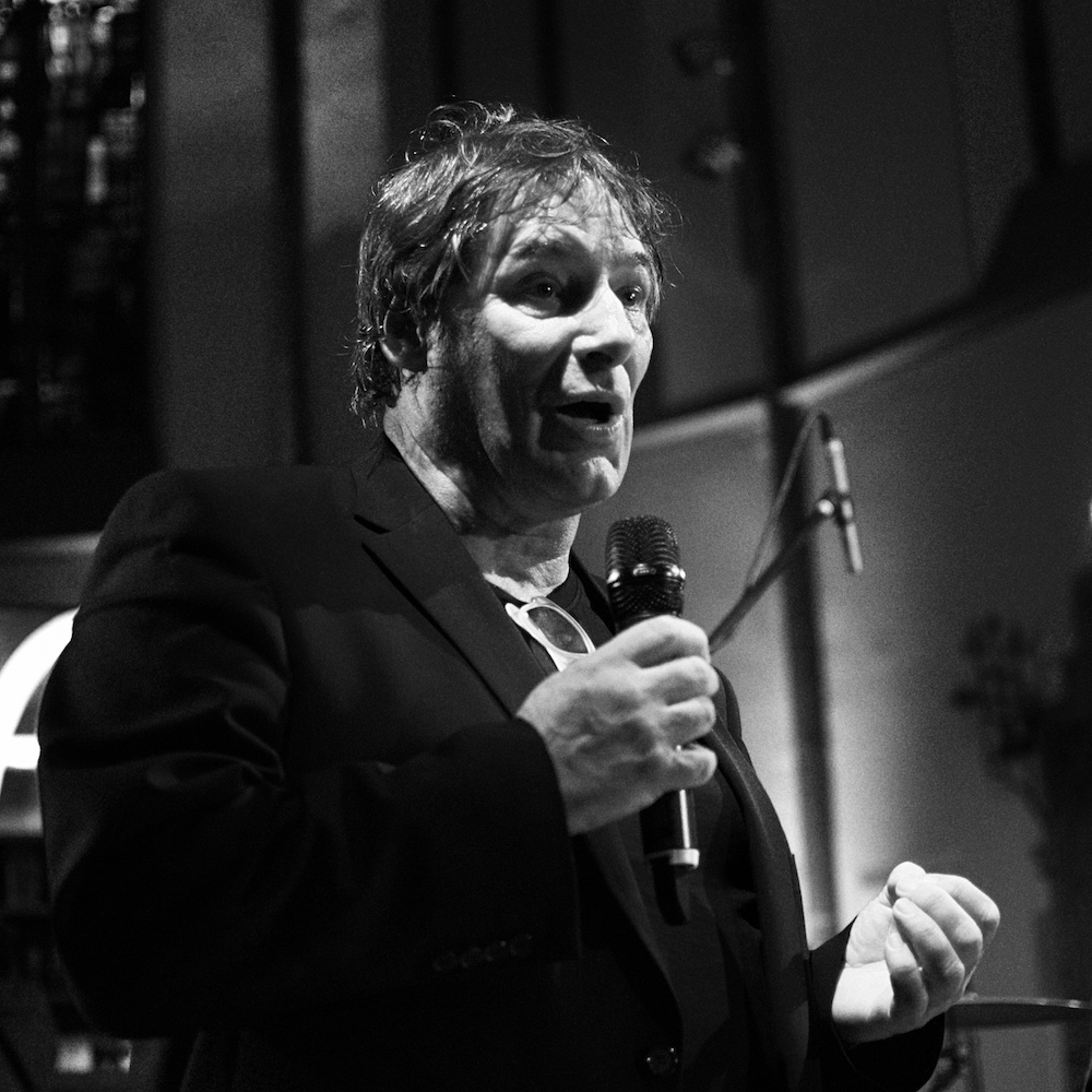 Karel Boonzaaijer beim Hotel Total Aachen - Grand Opening
