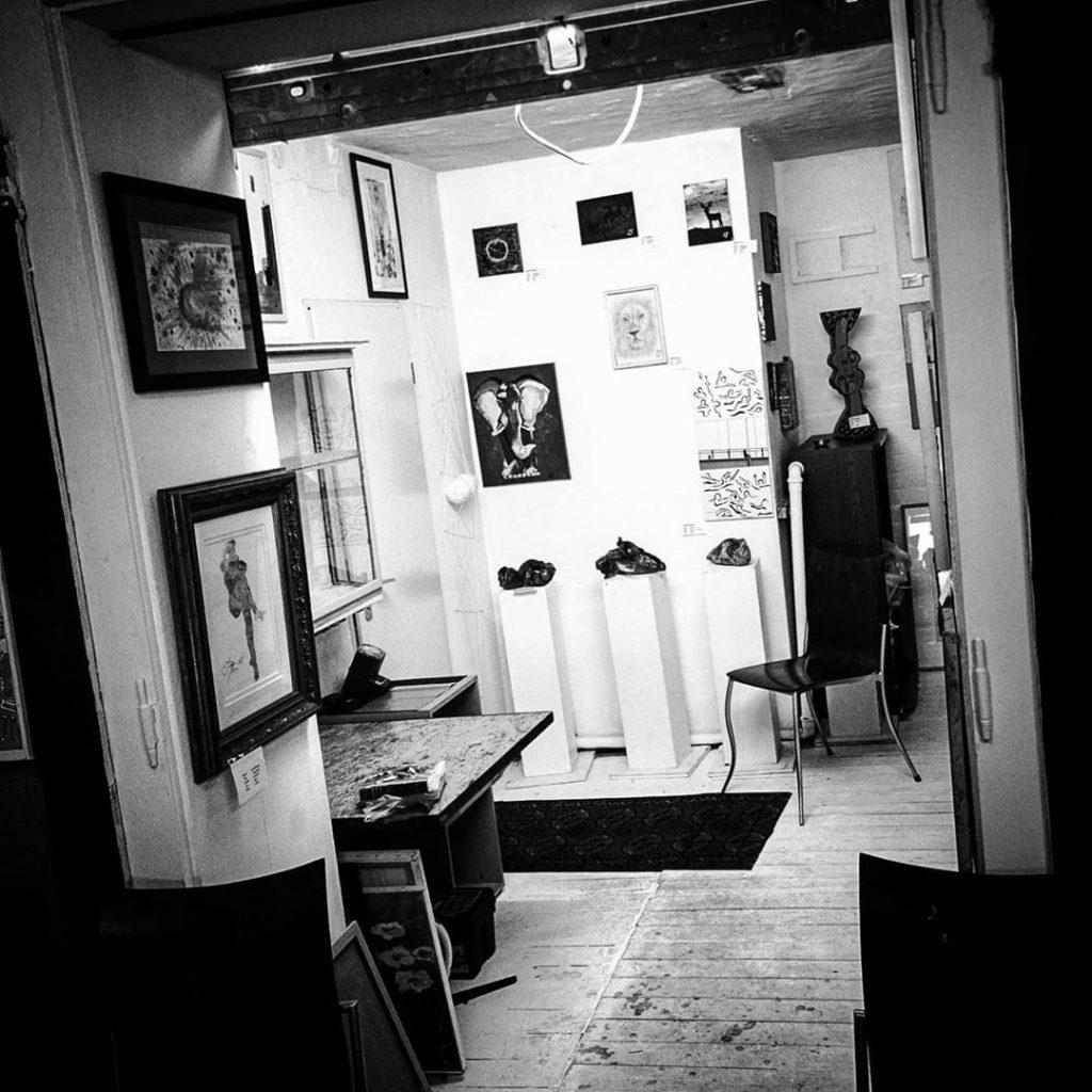 Galerie Hexagone